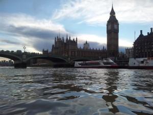 Westminster Millennium Pier.